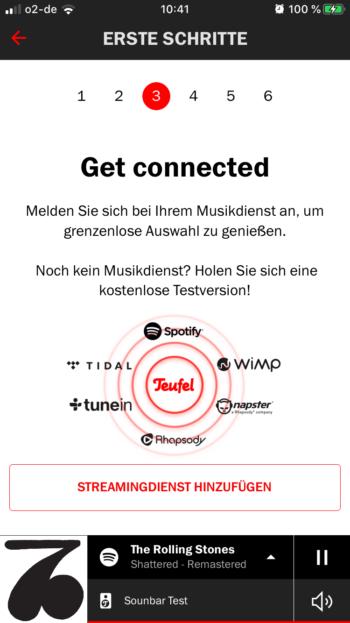 Raumfeld App