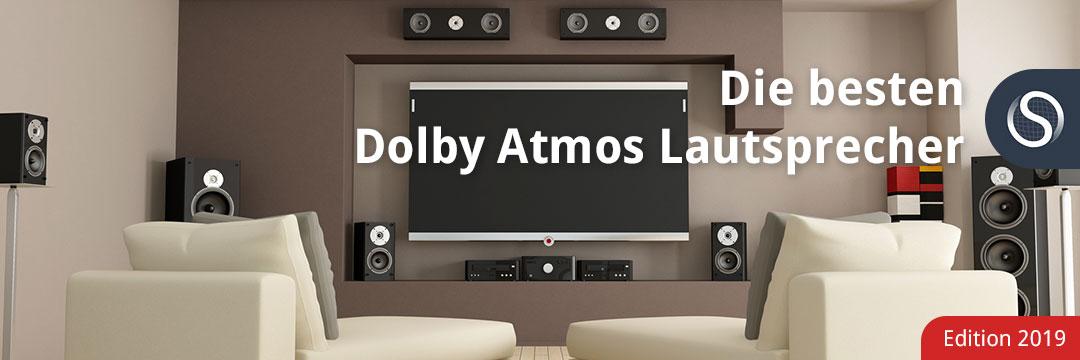 Bild zu Die besten Dolby Atmos Lautsprecher