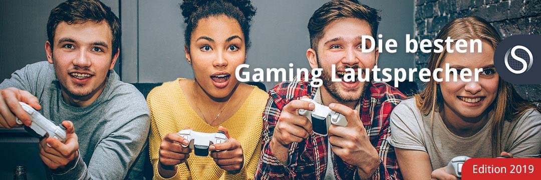 Bild zu Die besten Gaming Lautsprecher