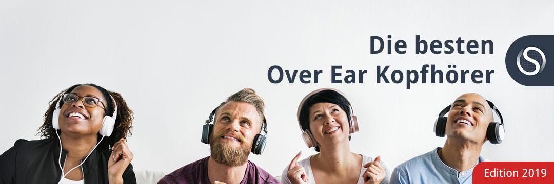Bild zu Die besten Over Ear Kopfhörer