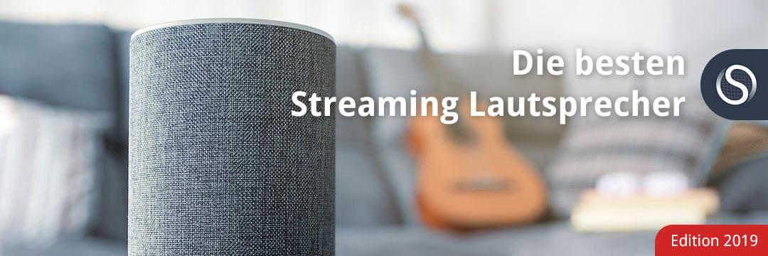Bild zu Die besten Streaming Lautsprecher