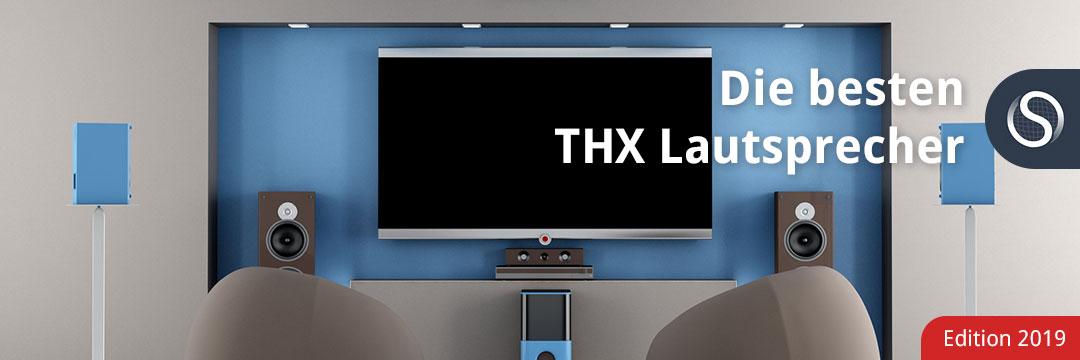 Bild zu Die besten THX Lautsprecher