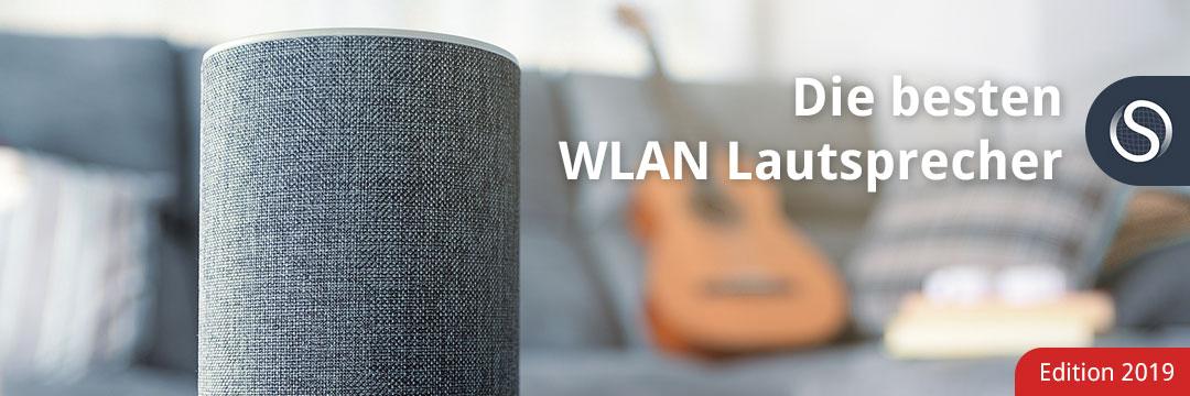 Bild zu Die besten WLAN Lautsprecher