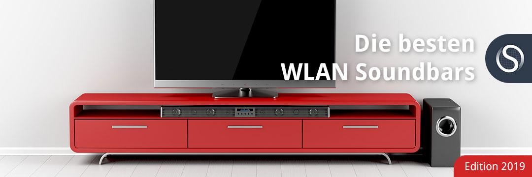 Bild zu Die beste WLAN Soundbars