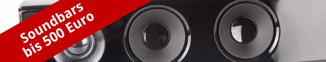 Bild zu Die besten Soundbars bis 500 Euro