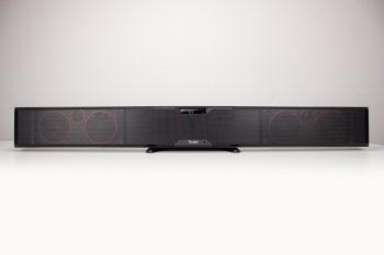 Cinebar Pro mit 6 Lautsprechern nach vorne