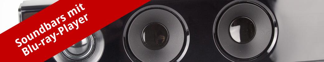 Bild zu Soundbar mit Blu-ray-Player